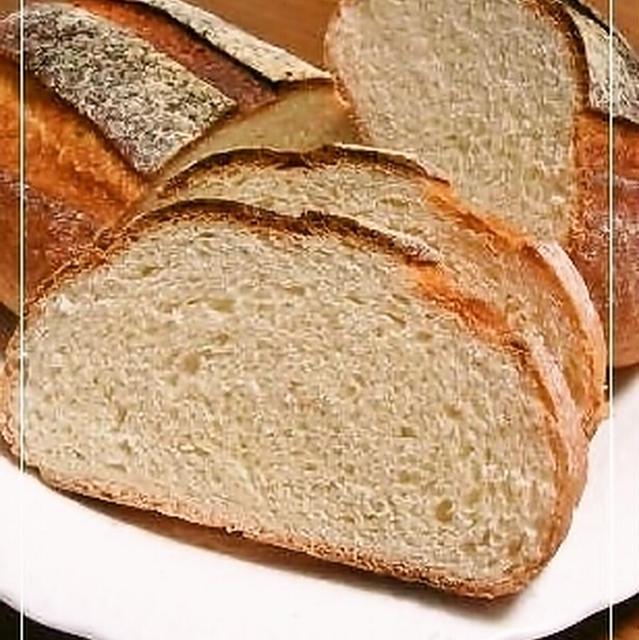 2012年初パン*生クリームミルクハース