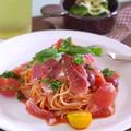 休日のランチ☆夏にオススメの麺  by P子さん