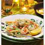Pan Seared Scallops and Shrimp Lemon Cream Penne