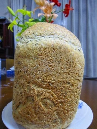 わかめパン