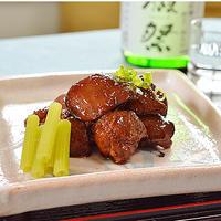 鶏レバー ☆ ふっくら甘辛煮