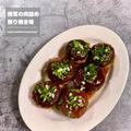 椎茸の肉詰め 照り焼き味♡【#簡単レシピ#おかず】