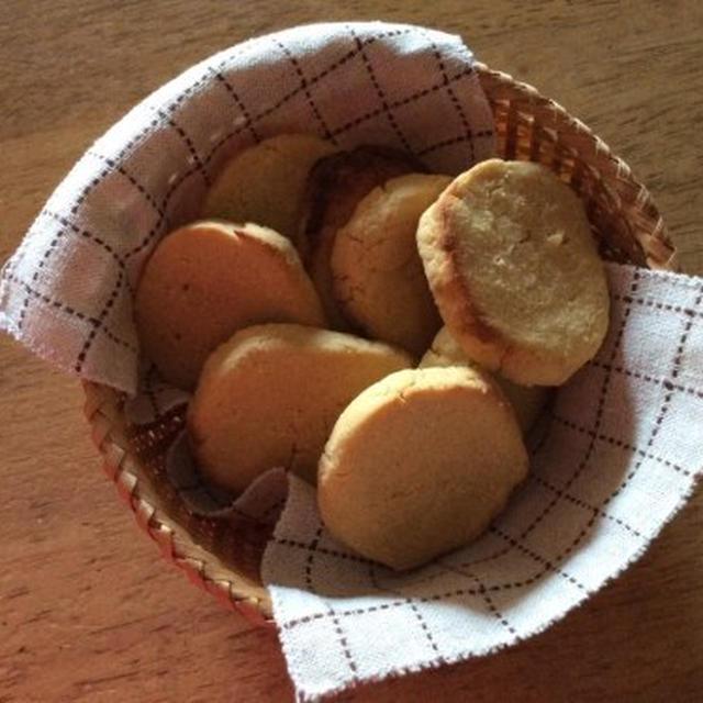 ソイジョイに憧れてプロテインクッキー作り。運動メモ。
