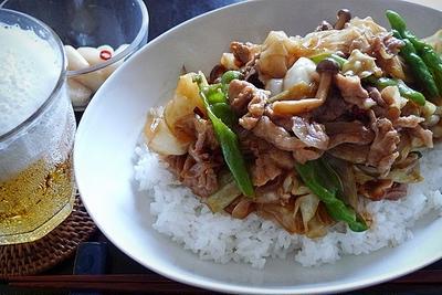 おうちカフェ飯♪豚肉とキャベツ炒めをおしゃれなカフェ飯風に作るレシピ7つ