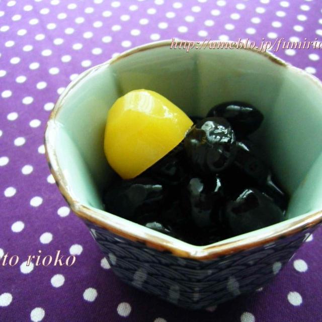 ●初!黒豆〜●