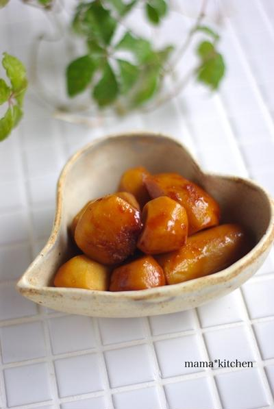 ほっこり♡家庭の味『里芋の煮っころがし』*コウノドリ。