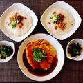 中華粥の特徴はお米に花をさせましょう♪~♪