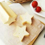星の形のミルク食パン