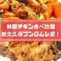 韓国チキン食べ放題!格安プングムのランチビュッフェの感想@新大久保