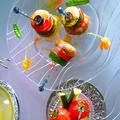旬野菜ときのこのパプリカマヨソテー ~ スパイス大使 ~  こんだてnote受賞しました♪