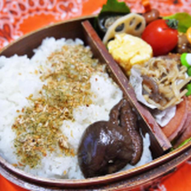 五感弁当と魚の中の魚