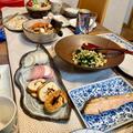 【鮭】料理のメインは鮭ですが、私が求めているのは別のものでした