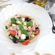 玄米マカロニでヘルシーに作るパスタレシピ2品<木徳神糧>