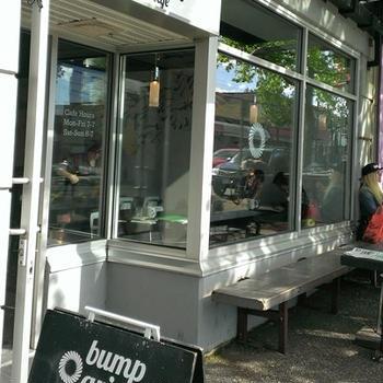 マキアートはお好きですか?<Bump n Grind Café>
