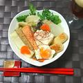 ☆無農薬野菜の七草雑煮☆
