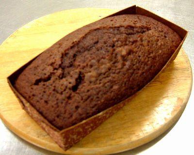 ココア・パウンドケーキ