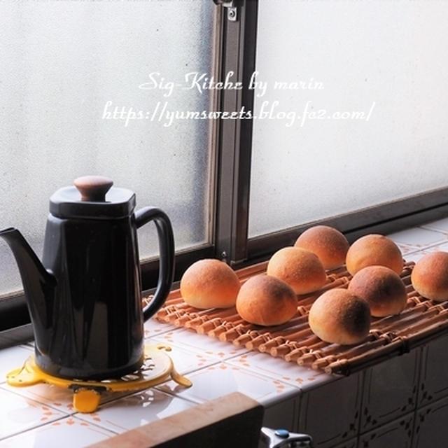 『天然酵母でゆったりパン作り・焦る気持ちを整える・パンと一緒に焼くおかず』動画 【レシピ】