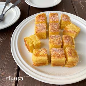 オーブン不要♪「卵焼き器」で作れるお手軽ケーキ5選