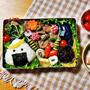 宮城県の特産品お弁当。