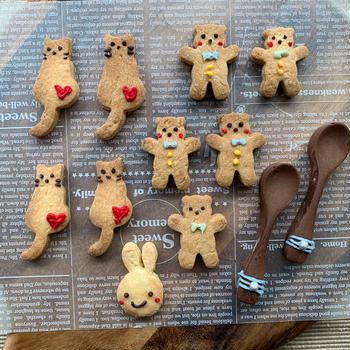 バレンタインデー/長女とクッキー作り