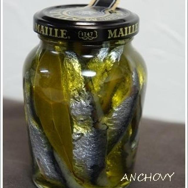 アンチョビの作り方。簡単で本格的なお味!
