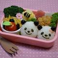 消費消費でま・め・ろ・う・ぜ!黒豆弁当~♪ by とまとママさん