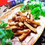 やみつき!南国風☆長芋のスタミナ甘辛フライドポテト〈夏バテ回避〉