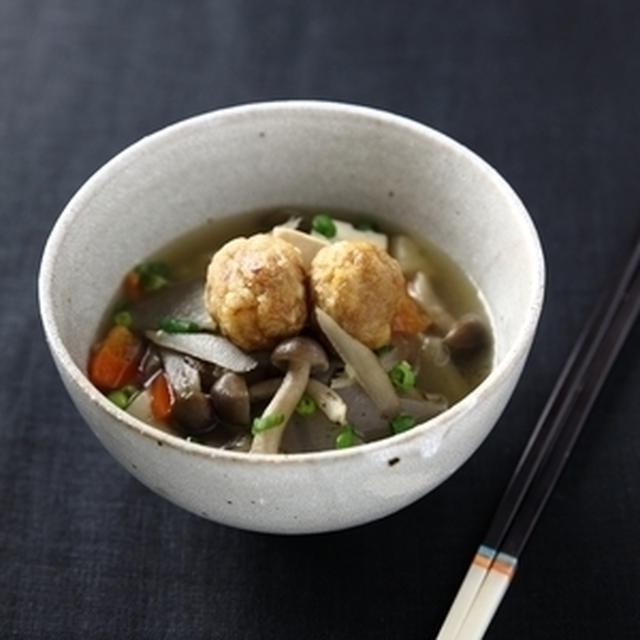 CBCラジオつくってみりん【里芋入りのけんちん汁】レシピ