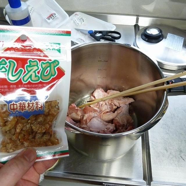 自宅で作れる!! 塩麹つけ麺♪