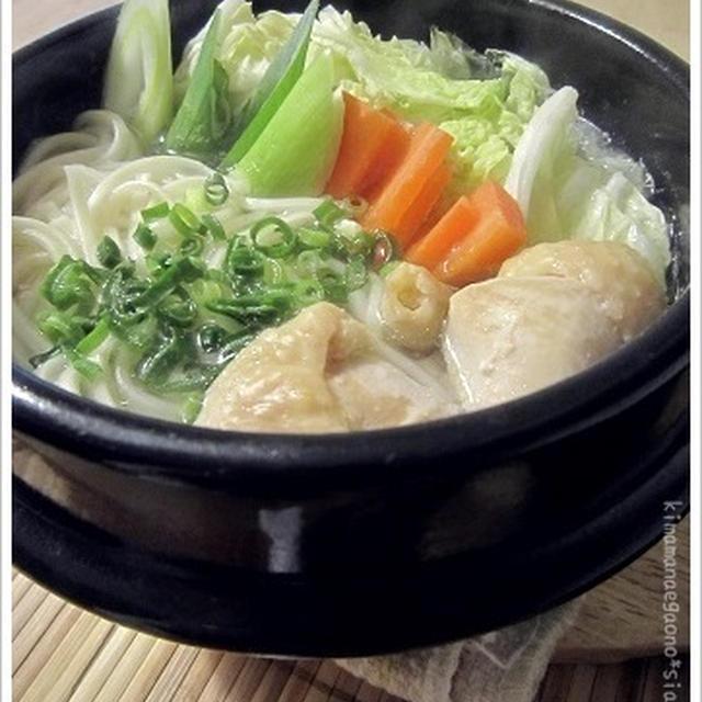 鍋ばかりでゴメンなさい。ビタミンたっぷり!野菜をとろう。胃腸の弱る夫婦の2日間。