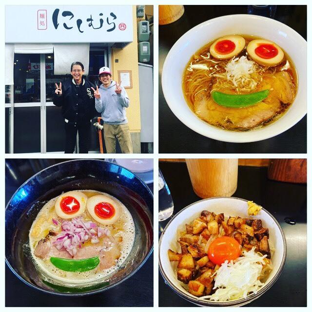 麺処にしむら 大阪ラーメン美味い店 大阪伝説の鶴麺 TSURUMENから独立