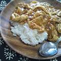 中華風豚カレーご飯