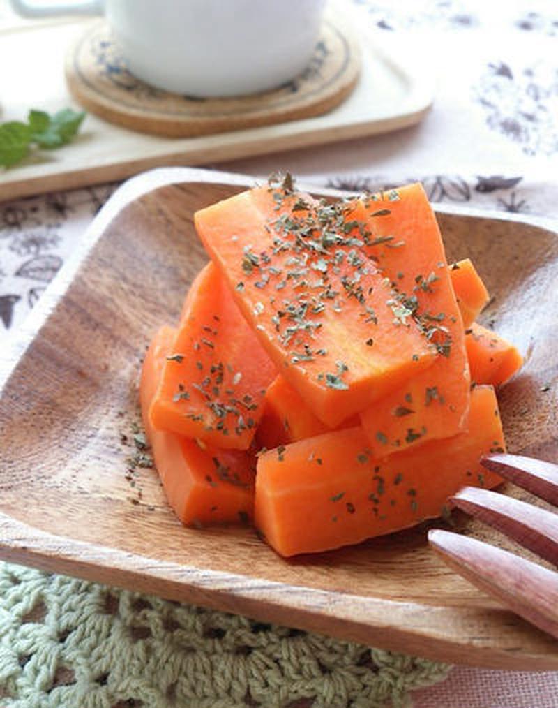 程よい酸味でお弁当に箸休めに便利!作り置きしたい「にんじんピクルス」