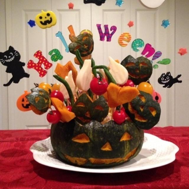 ありがとうございます♪くらしのアンテナで『ハロウィンの丸ごとかぼちゃグラタン』をご紹介頂きました♪