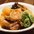 豚肉と大根の煮物 バルサミコ風味 by サカモトユイさん