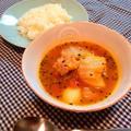 野菜たっぷりスープカレー by aiさん