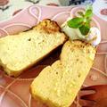 お砂糖なしのスイートポテトケーキ。 by Misuzuさん