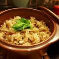 秋を味わう!秋刀魚ときのこの炊き込みご飯
