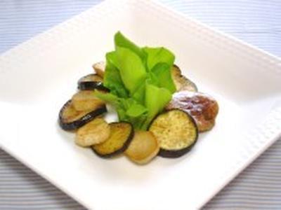 なすとエリンギのハーブ焼き~高血圧予防&動脈硬化予防~【健康レシピ】