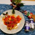 手羽元のトマト煮込み♡マッシュポテト by とまとママさん