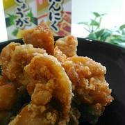 《レシピ有》運動会のお弁当に☆定番鶏もも肉の唐揚げ、英語レッスン、アンパンマン大好き1歳4か月。