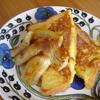 フレンチトースト&バナナのソテー