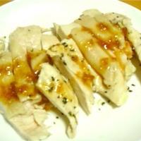 生ドレ「玉ネギ」で鶏ムネソテー