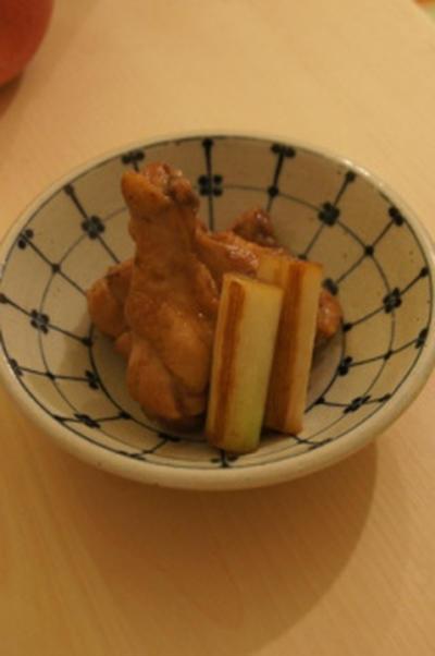 鶏肉のコーラ煮