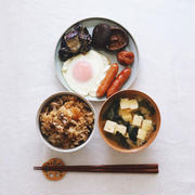 Today's breakfast