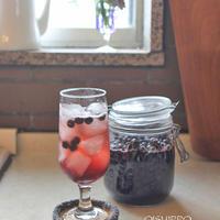 ブルーベリー酵素ジュース