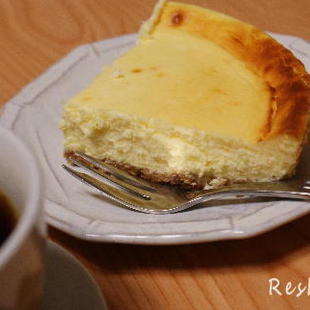 加藤珈琲店 のニューヨークチーズケーキと珈琲豆のセット