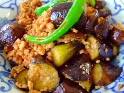 鶏麻婆茄子 簡単レシピ