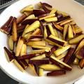 手が止まらない!キャラメル大学芋の作り方をもっと詳しく写真で◎昨日の晩ごはんも◎
