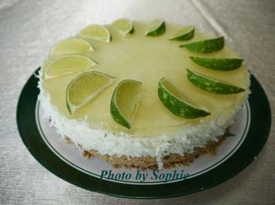 マルガリータケーキのレシピ